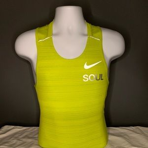 SoulCycle x Nike Dri-fit Running Tank Top